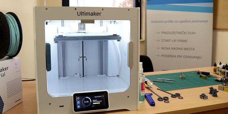 Osnivanje Otvorene laboratorije za digitalnu fabrikaciju